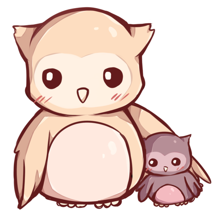 Hamster clipart kawaii. Owl aplike pinterest and