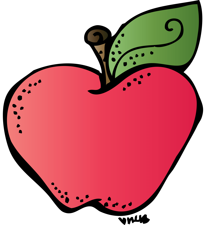 Cliparts zone . Melonheadz clipart apple