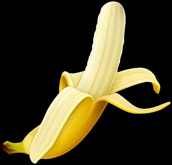 Peeled png image clip. Emoji clipart banana