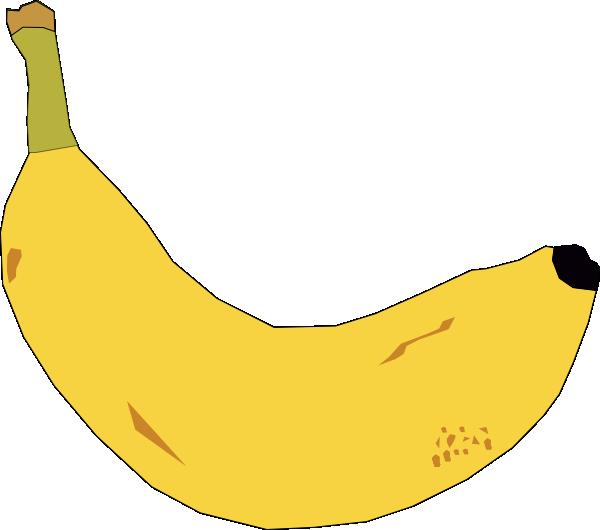 Nutrition clipart banana. Clip art at clker