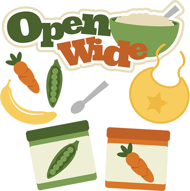 Open wide possibly for. Good clipart foodclip