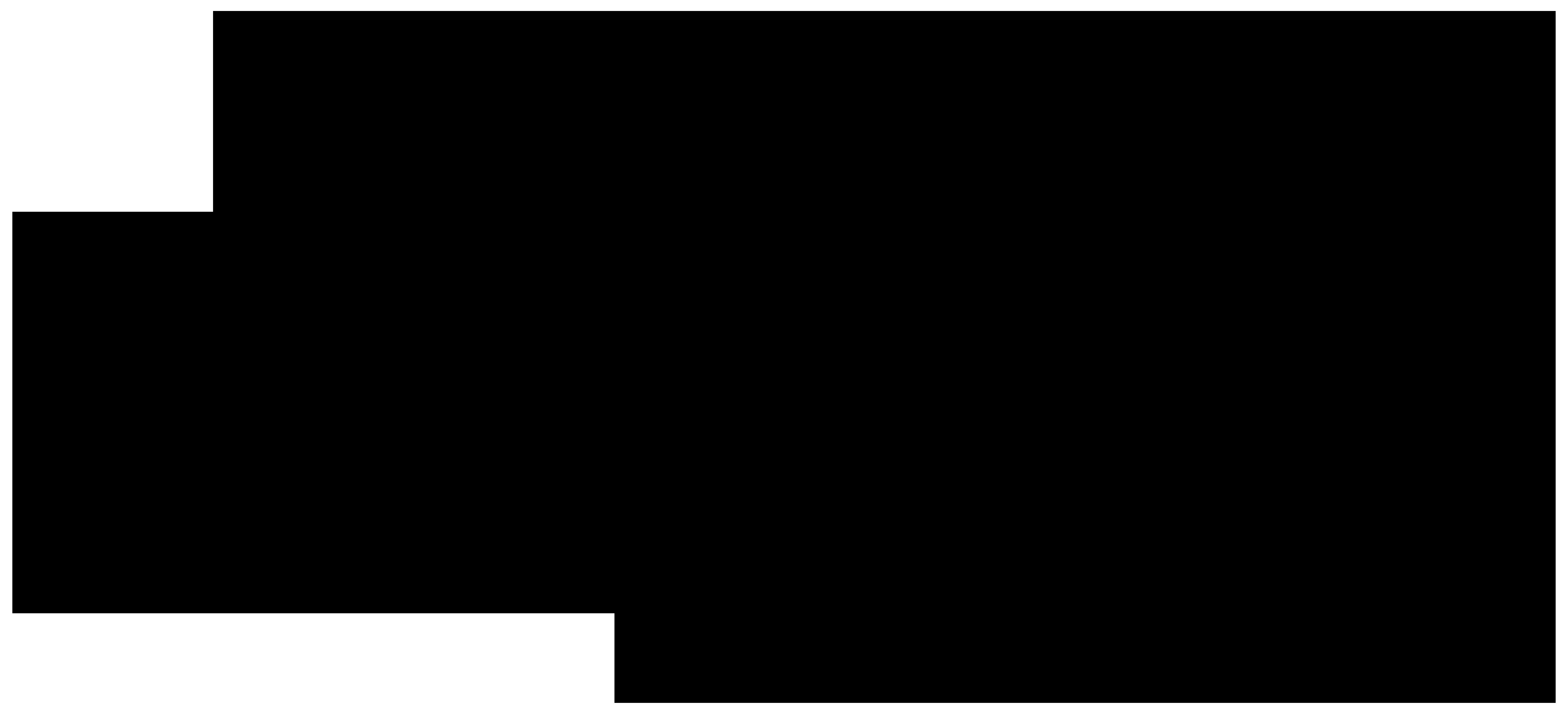 Rhinoceros cattle silhouette clip. Flour clipart pack
