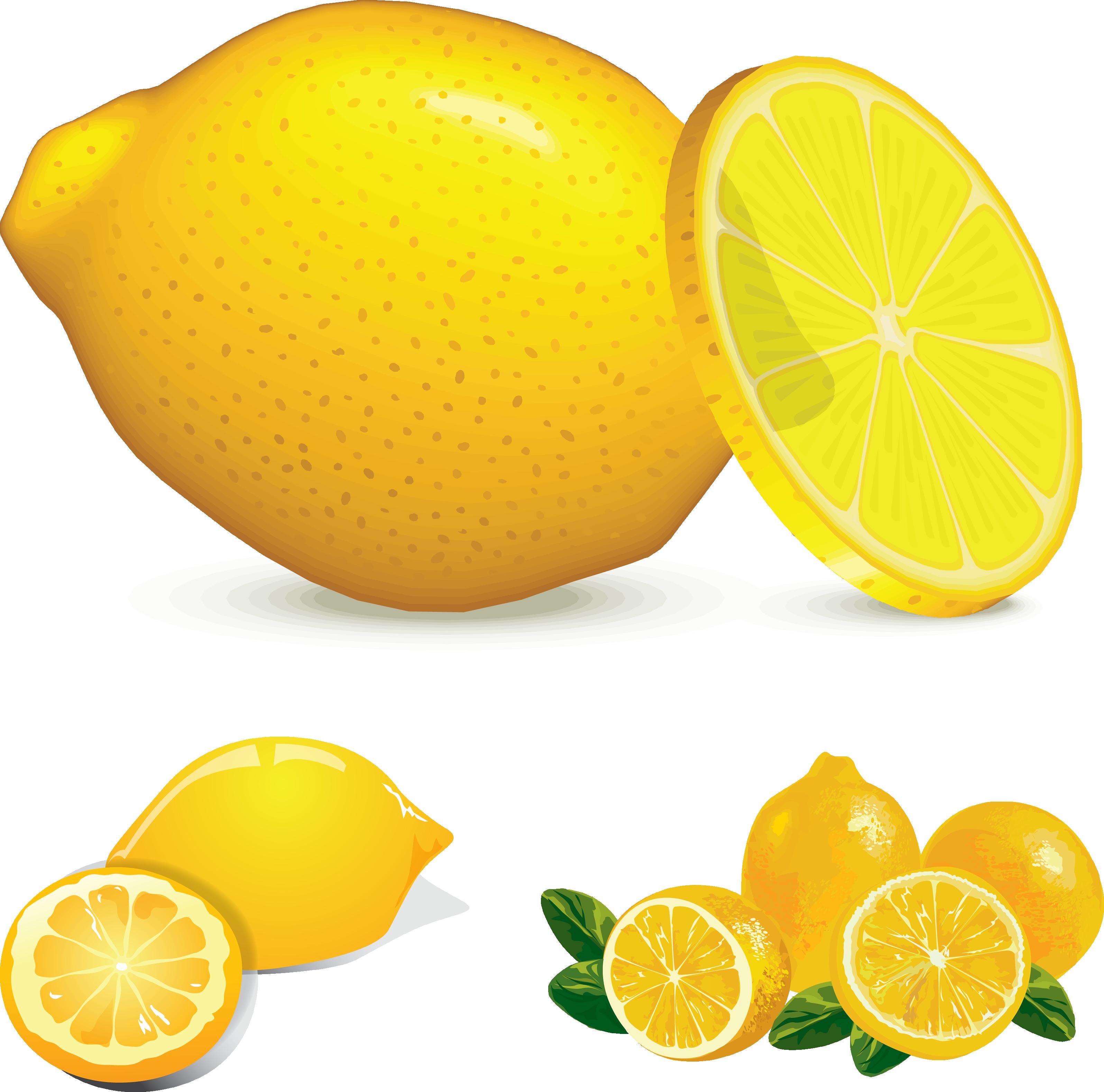 Lemon ten isolated stock. Lemons clipart smile