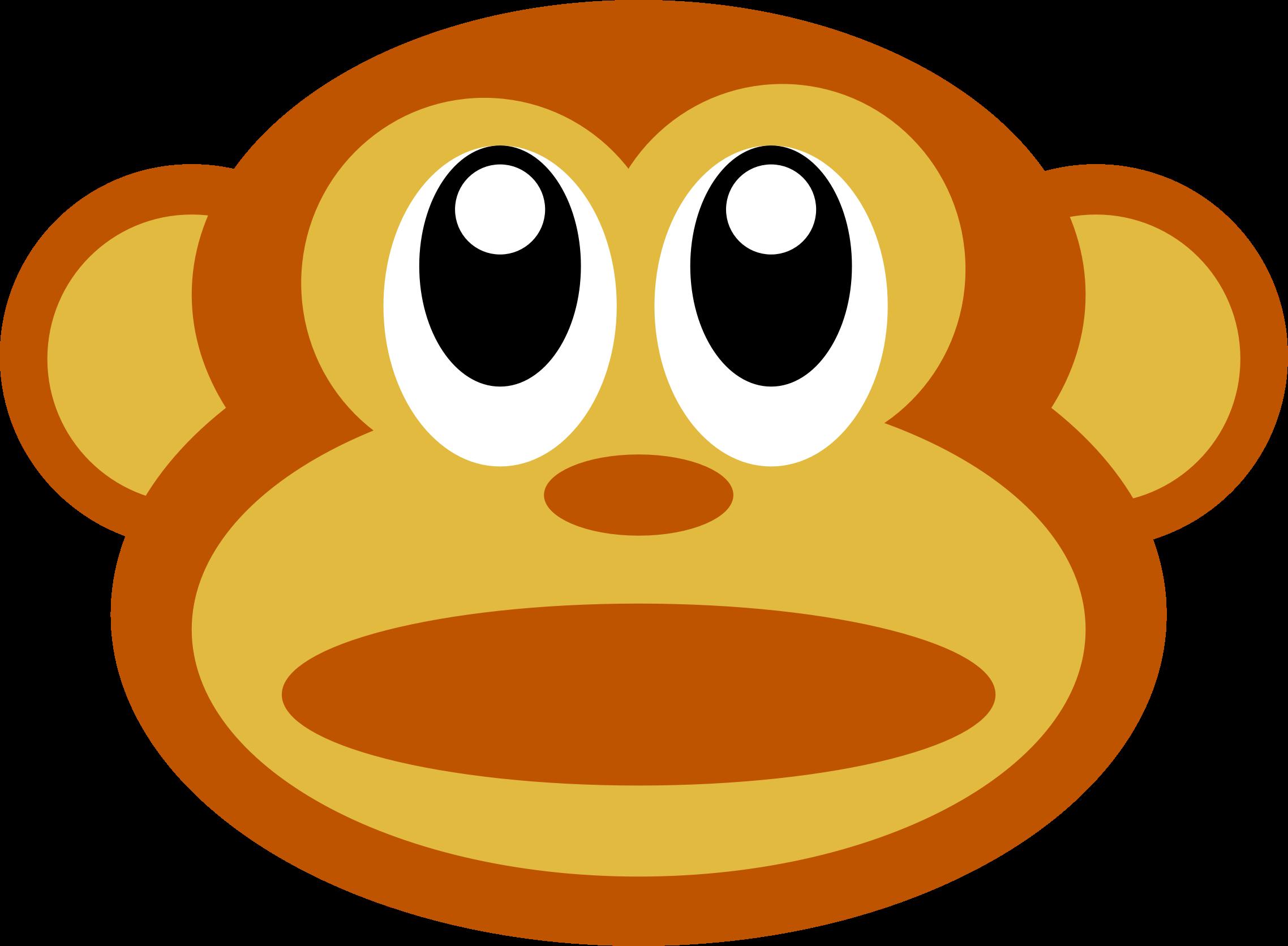Monkey free download best. Clipart face leopard
