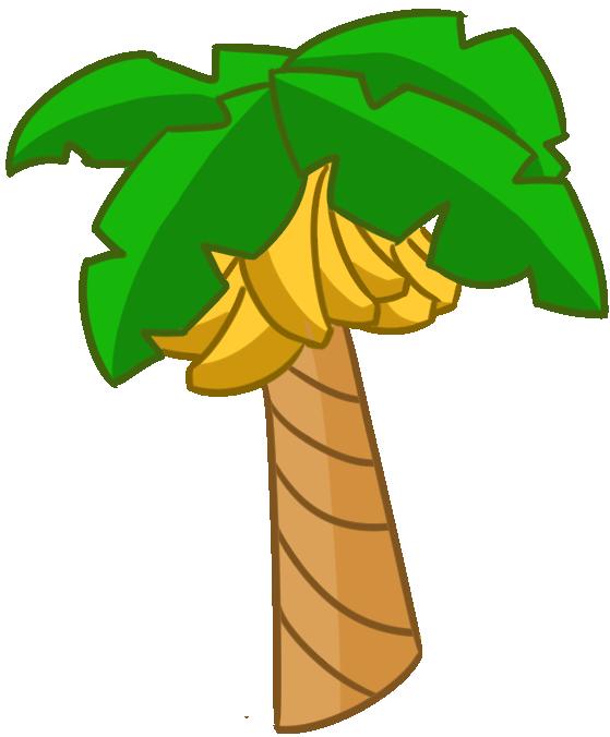 Clipart tree banana. Gallery cartoon drawings art