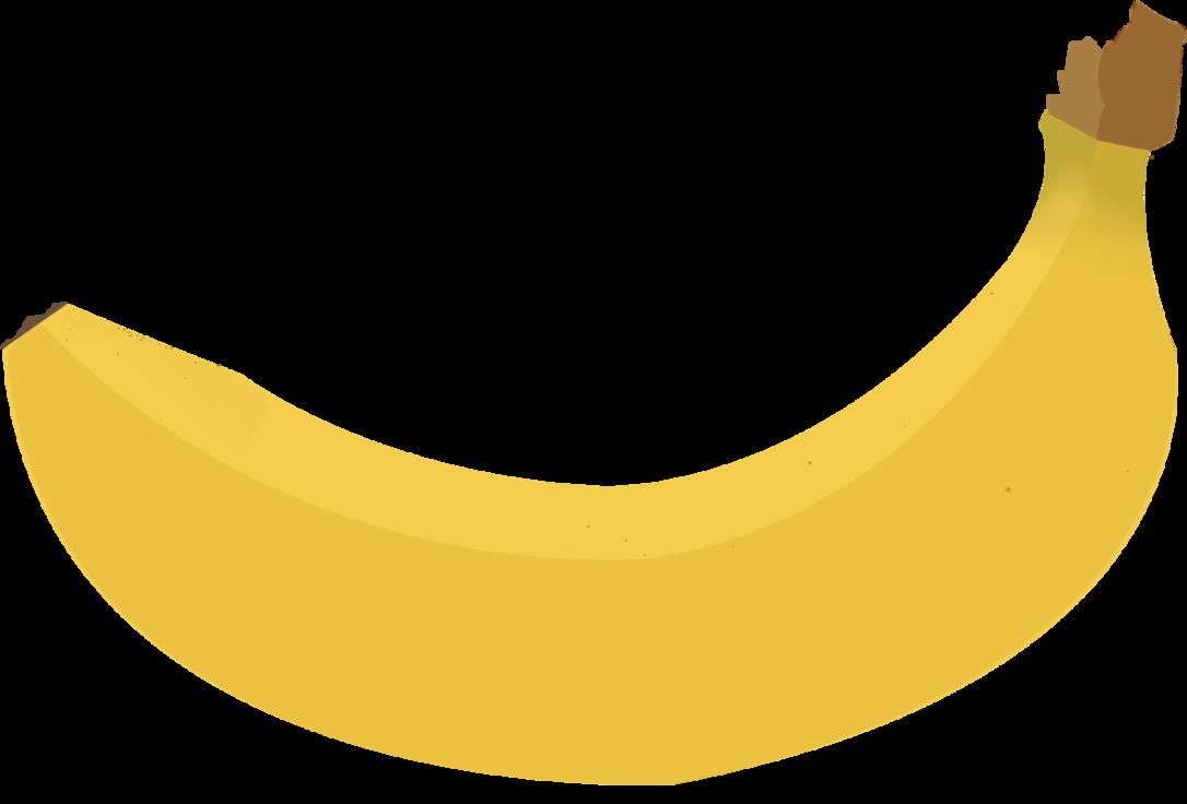 Vector download. Orange clipart banana