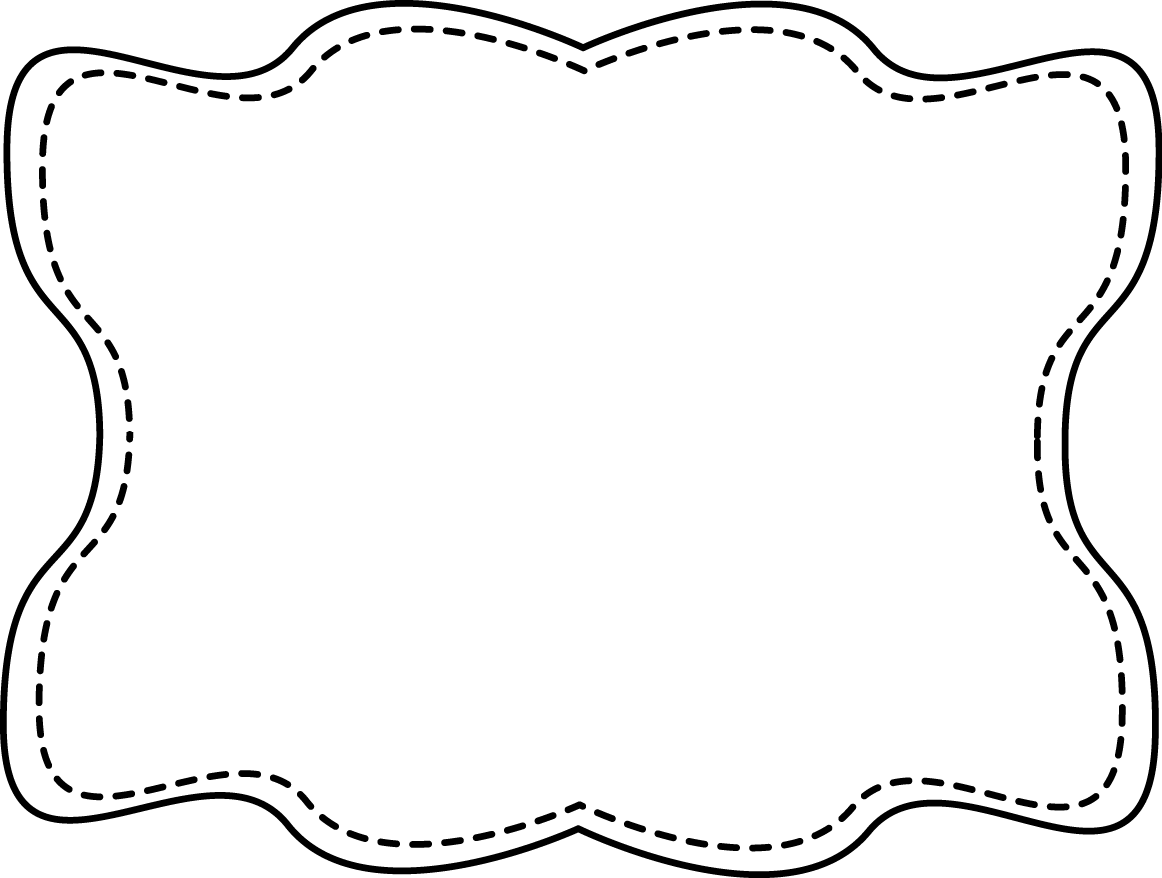 Stitch border