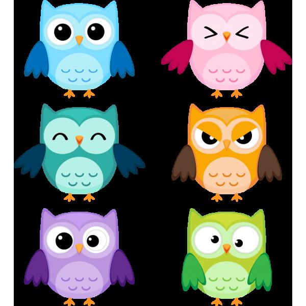 Girly clipart owl. Imagenes buhos infantiles imagui