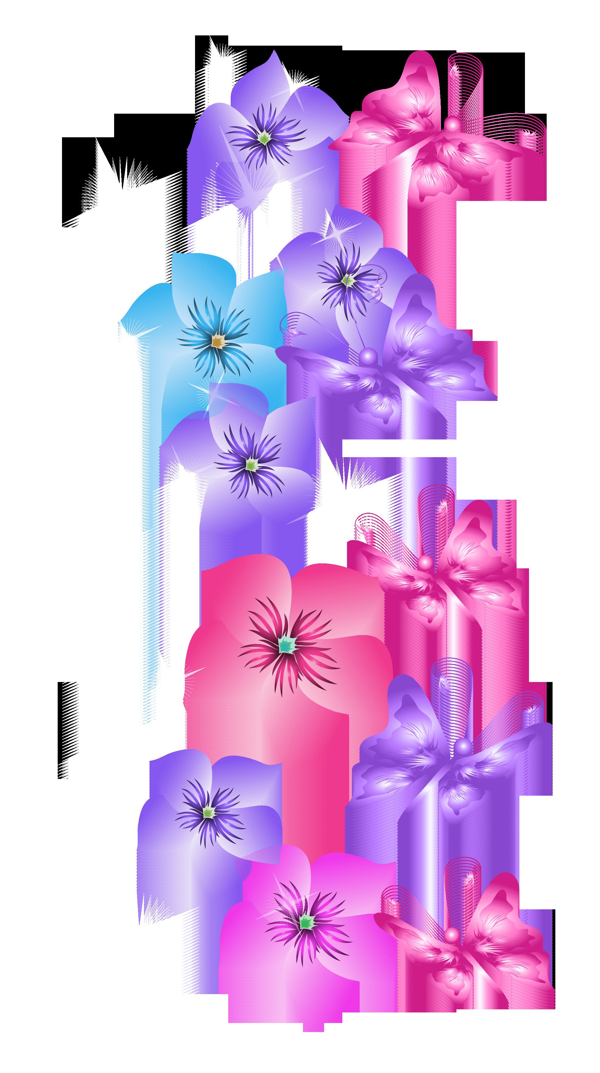 Decorative Clipart Purple Decorative Purple Transparent