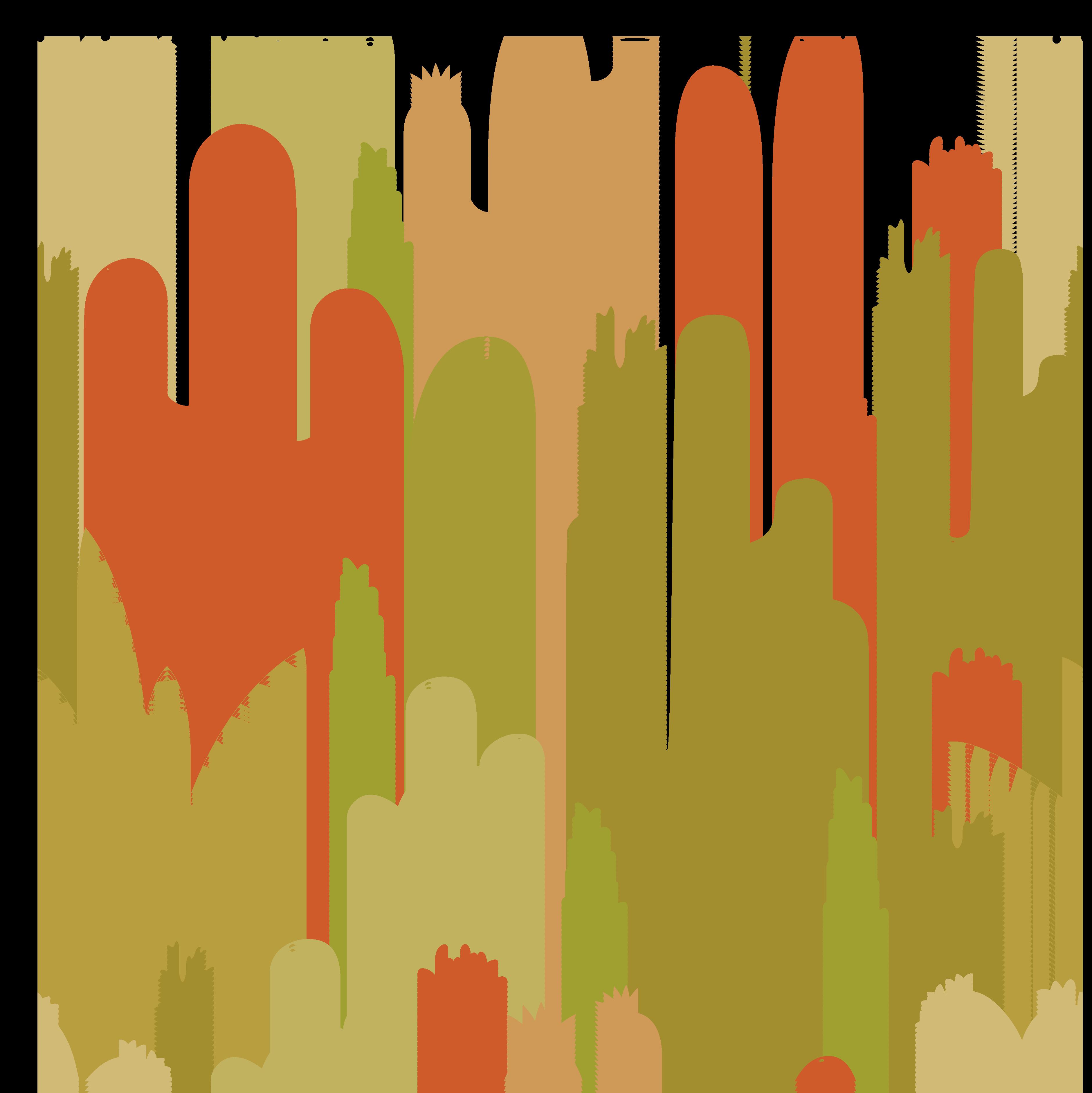 Cactaceae euclidean vector red. Clipart banner cactus