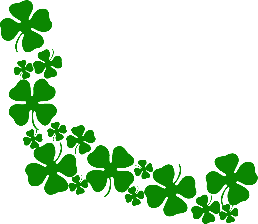 Clover clipart clover patch. Images for leaf png