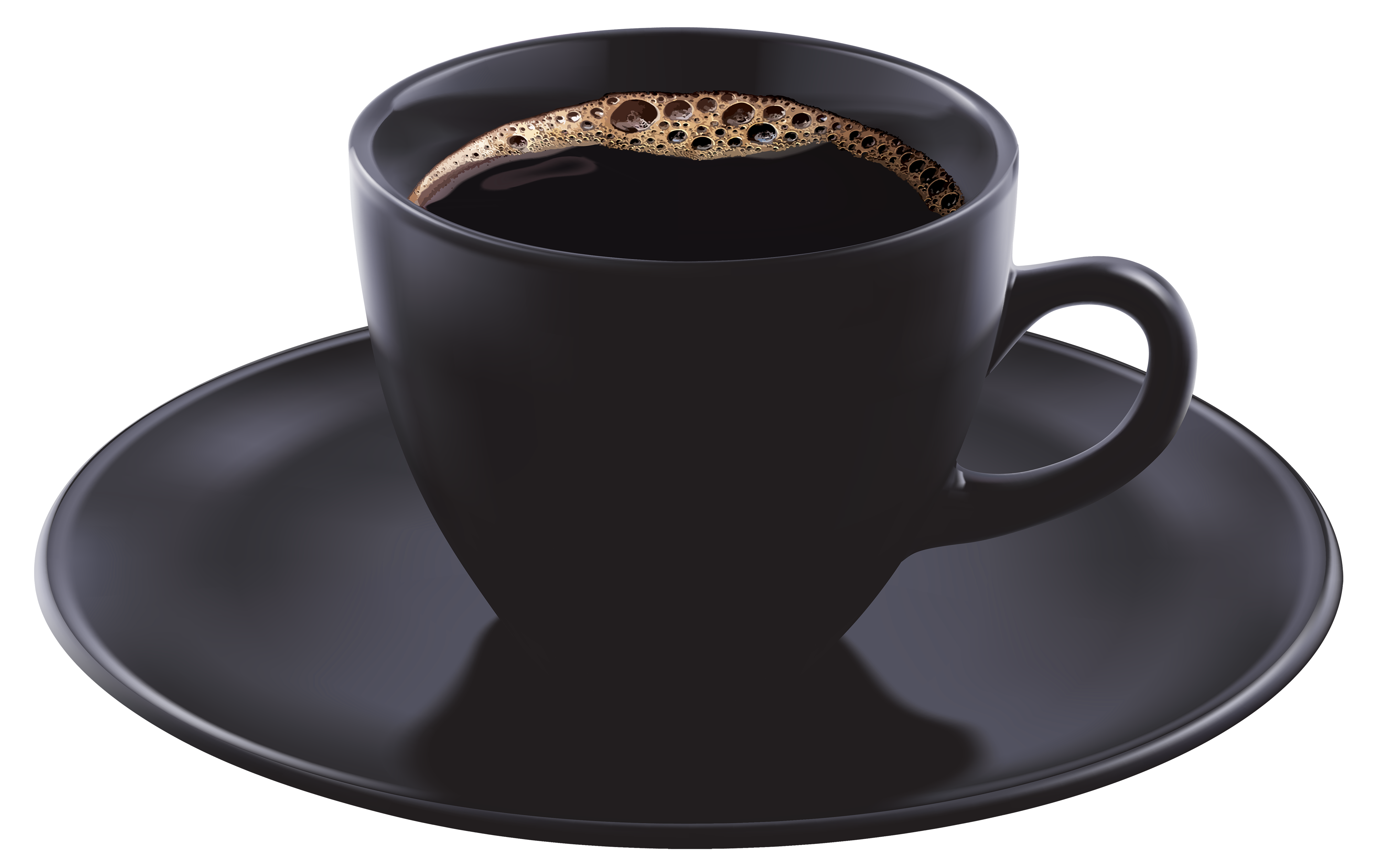 Black cup png image. Clipart coffee summer