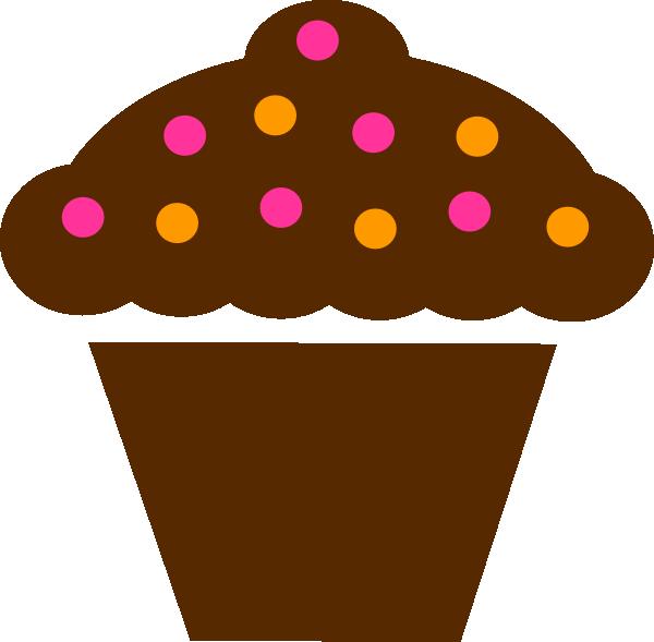 Cupcakes border panda free. Ice clipart cupcake