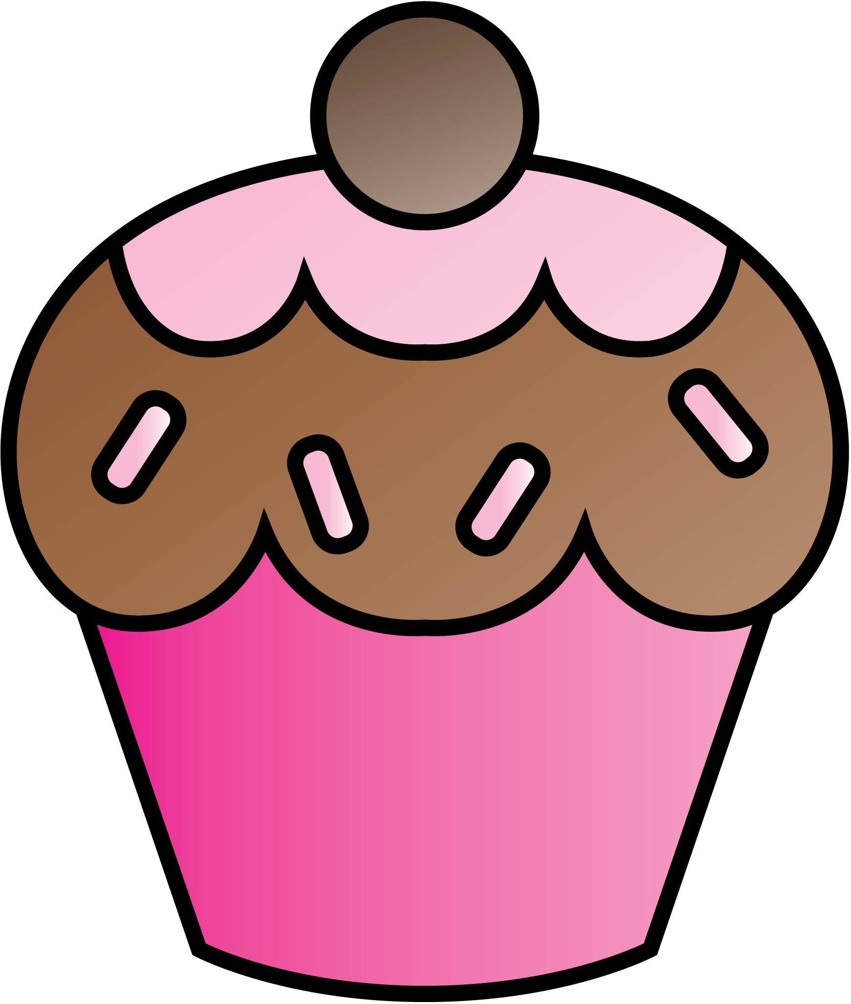 Cute freebie revidevi wordpress. Clipart cupcake owl