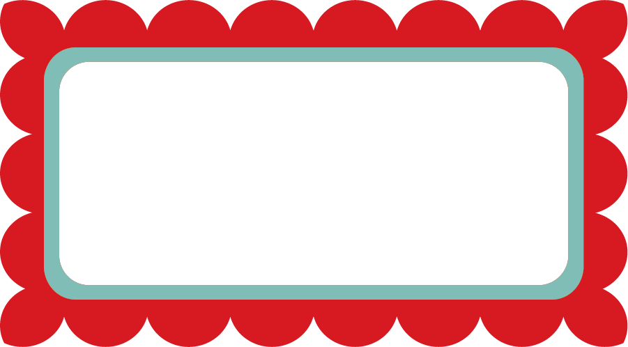 collection of border. Cute frame png