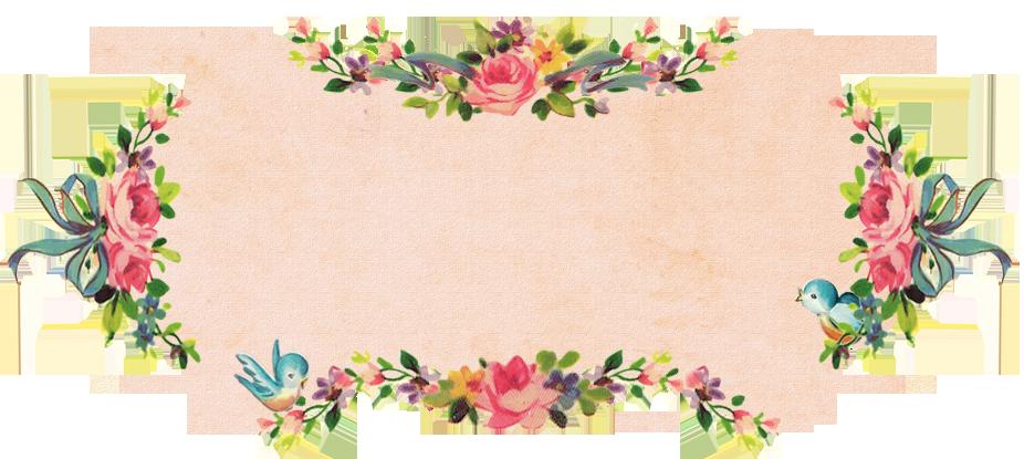 Clipart rose banner.  happy birthday fptfy
