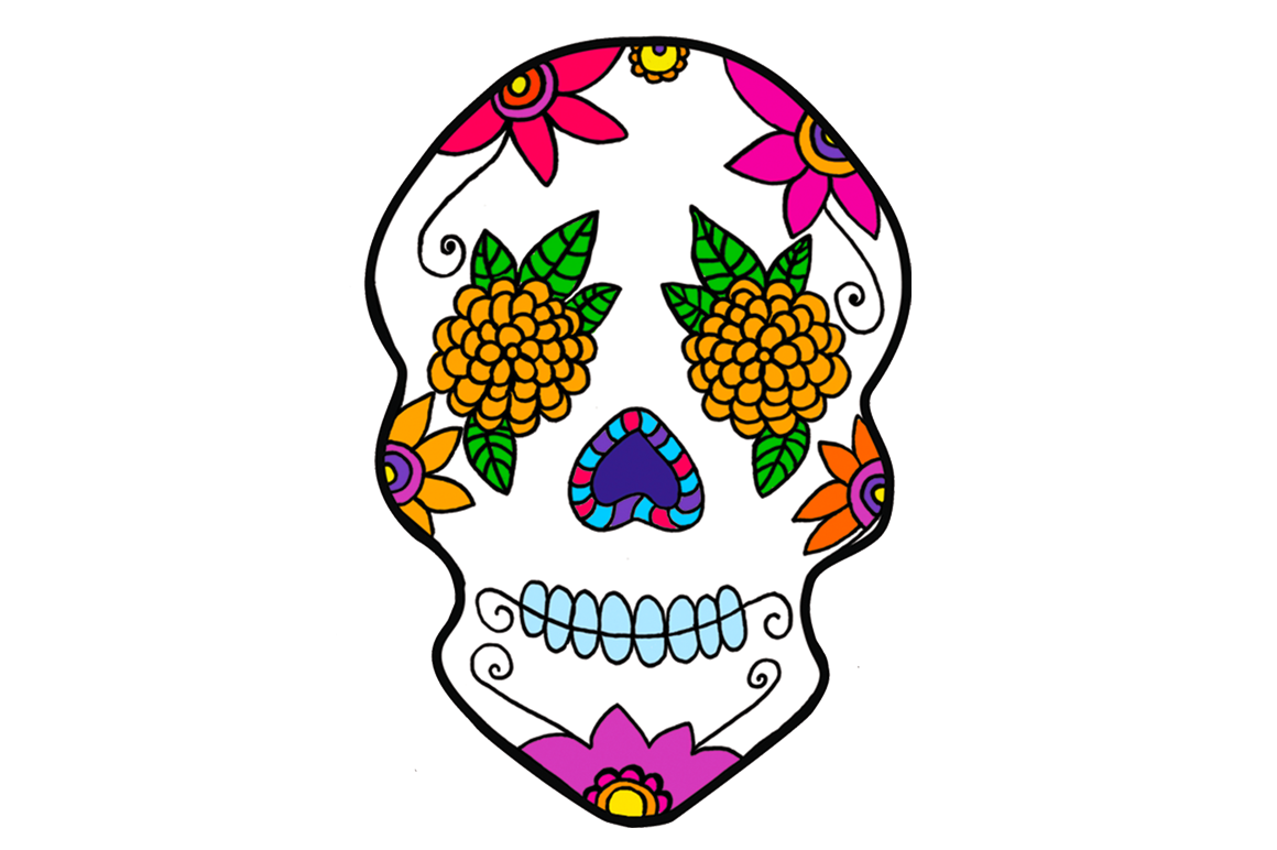 Mexico day of the. Parents clipart parent mexican