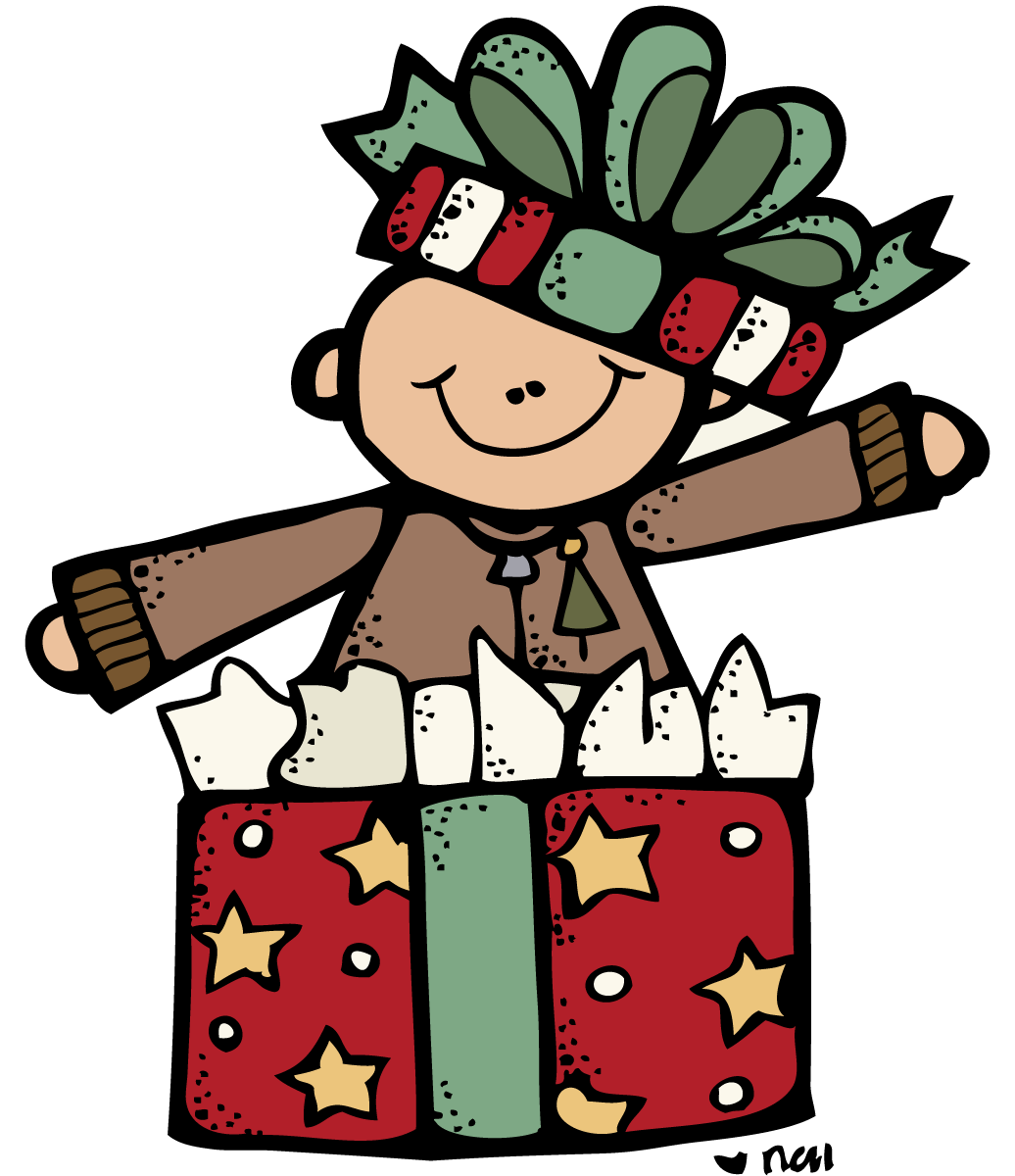 Melonheadz clipart christmas. December at getdrawings com
