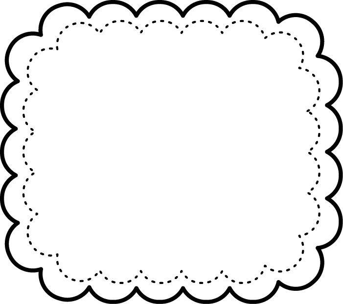 White clipart frame png. Frames pretty diy to