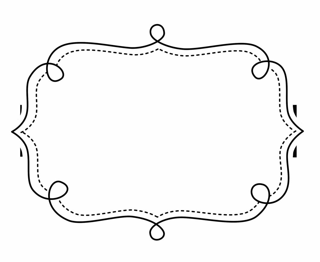 Etiquetas molduras convite pinterest. Doodle frame png