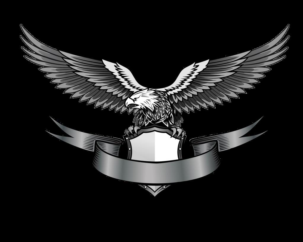 Logo png image free. Eagle clipart dead