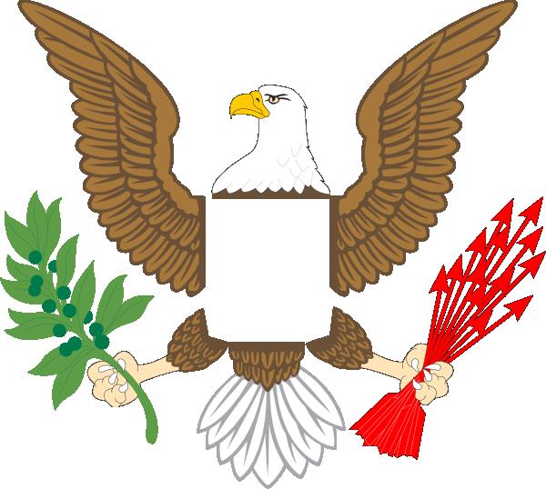 Border clip art. Snake clipart eagle