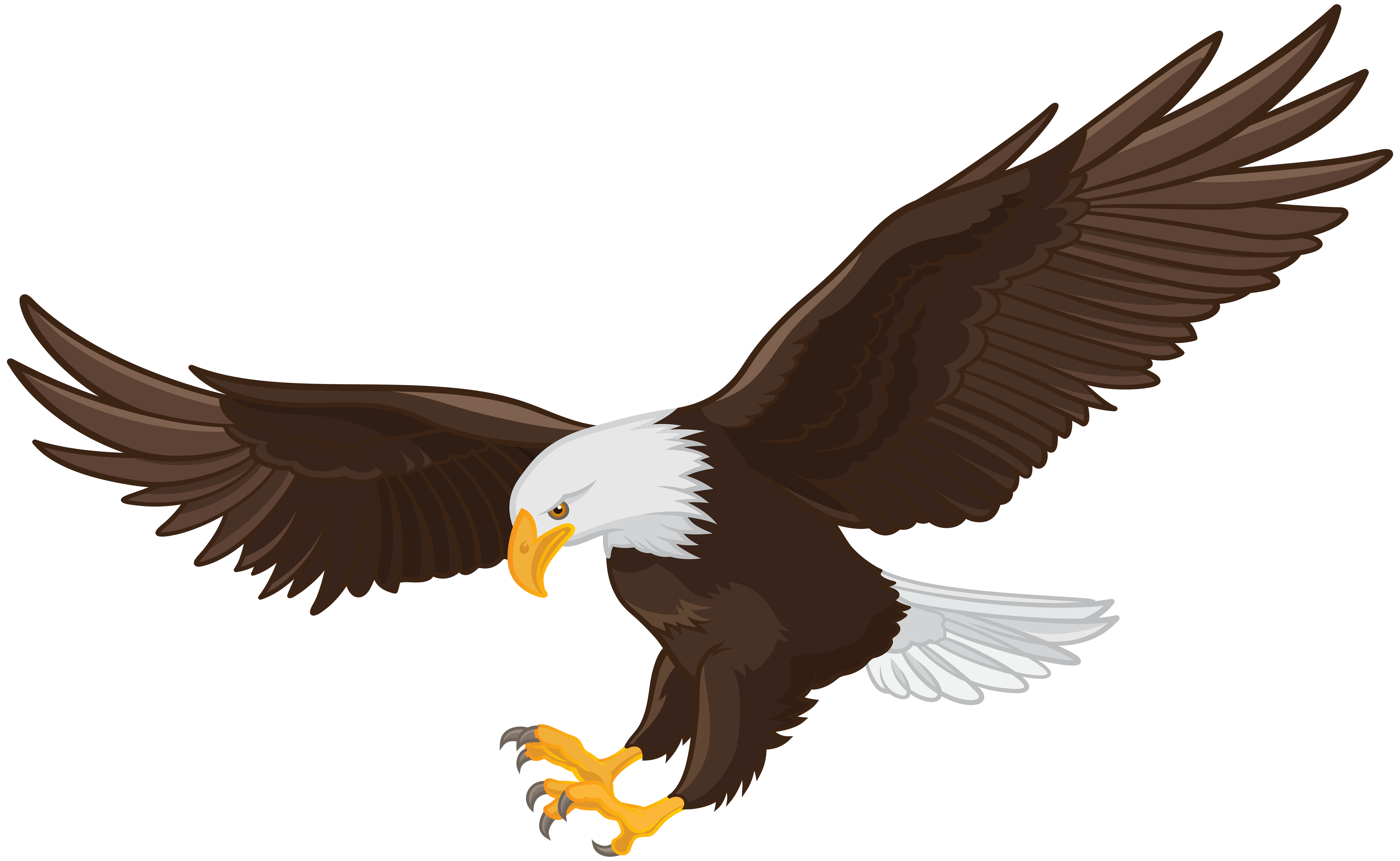 Png clip art gallery. Eagle clipart frame