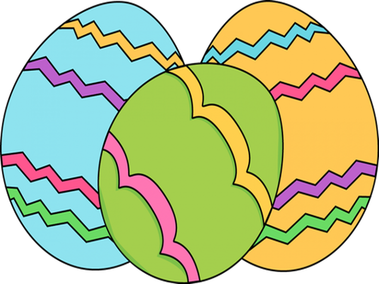 Hunting clipart border. Easter egg excellent with