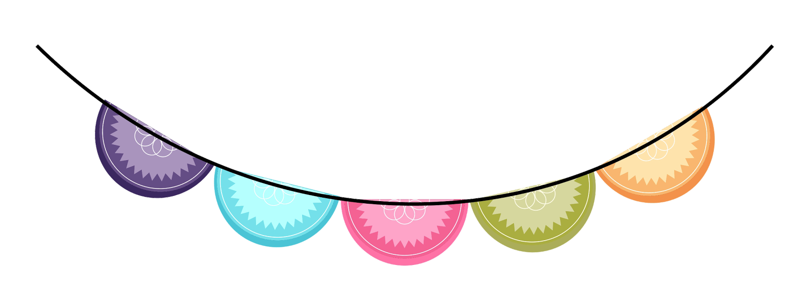 Oh yeah another freebie. February clipart banner