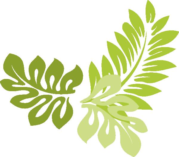 Palm clipart fern. Clip art leaf border