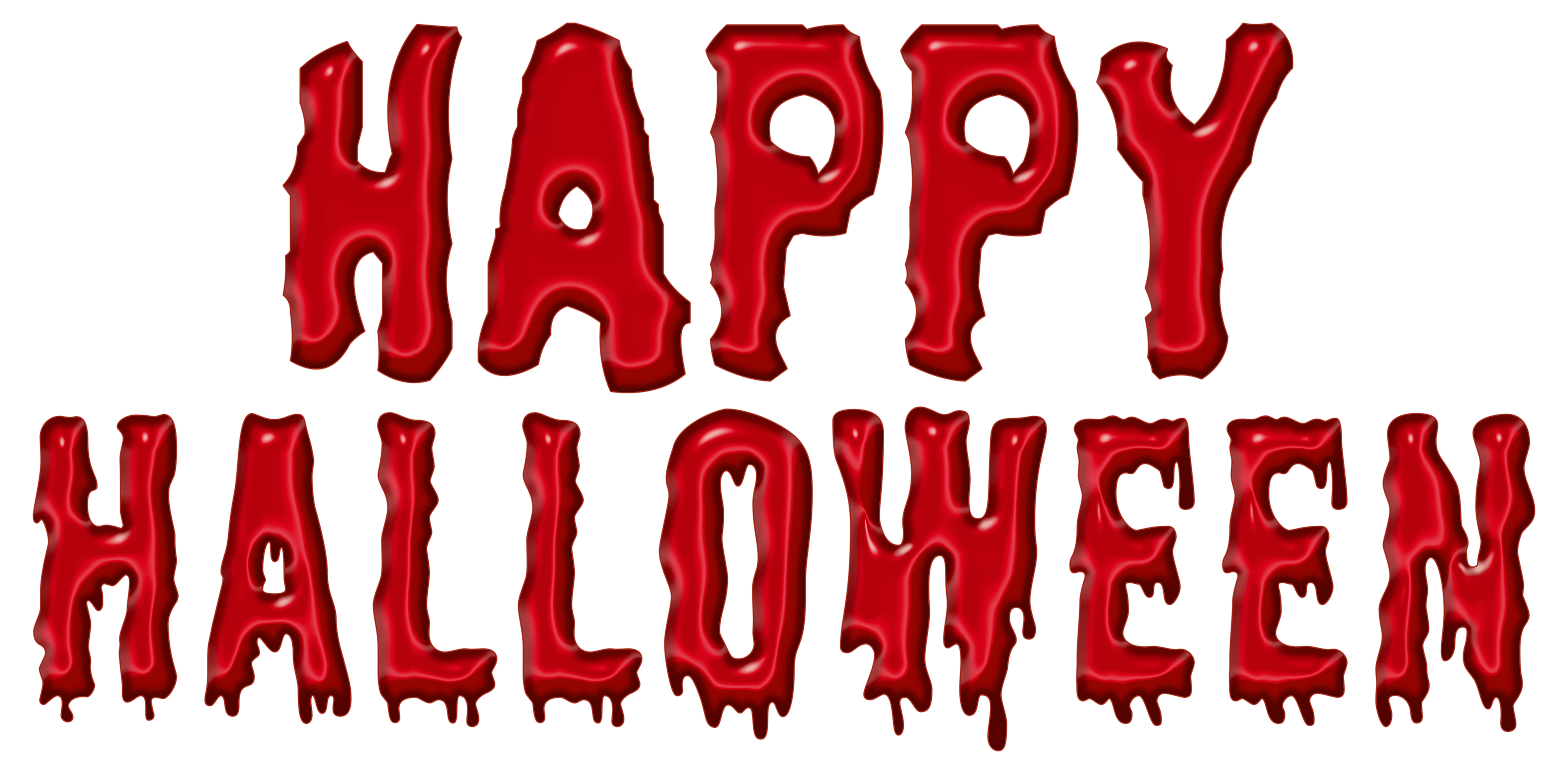 Clipart halloween blood. Bloody happy png picture