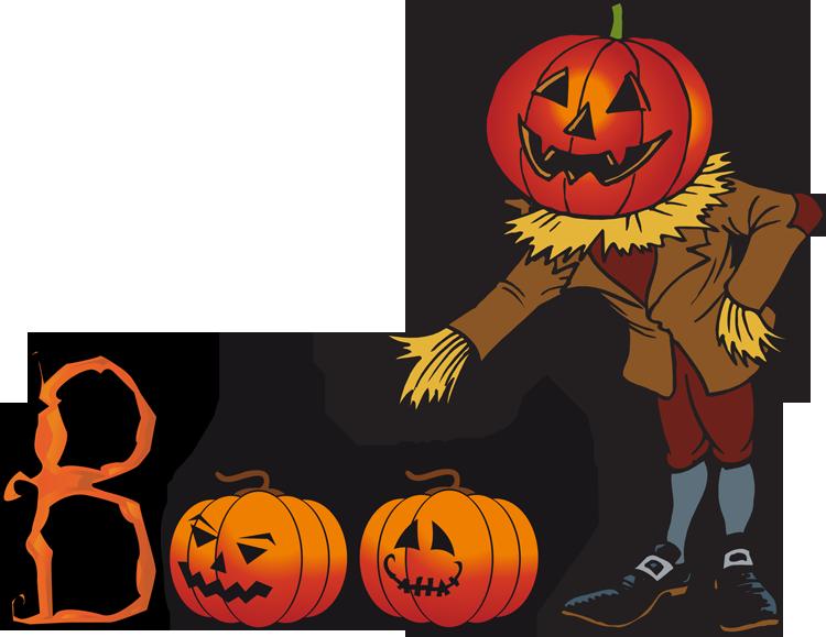 Pumpkin clipart border.  collection of halloween