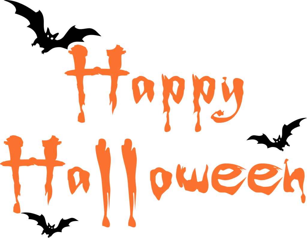 Clipart halloween banner. Happy free large images