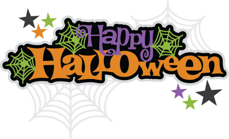 Clipart halloween banner.  collection of free