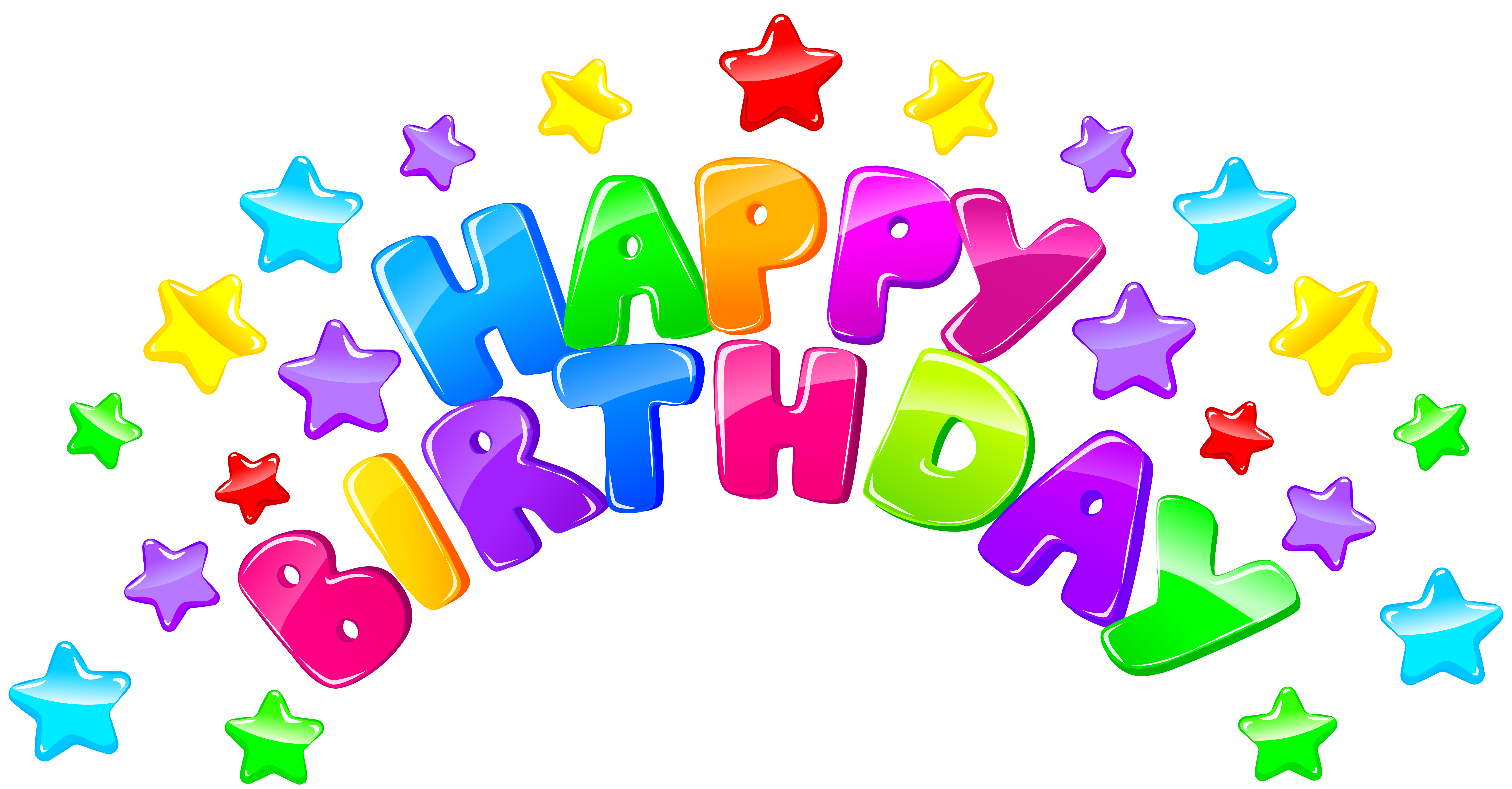 Mail clipart msg. Happy birthday decor with