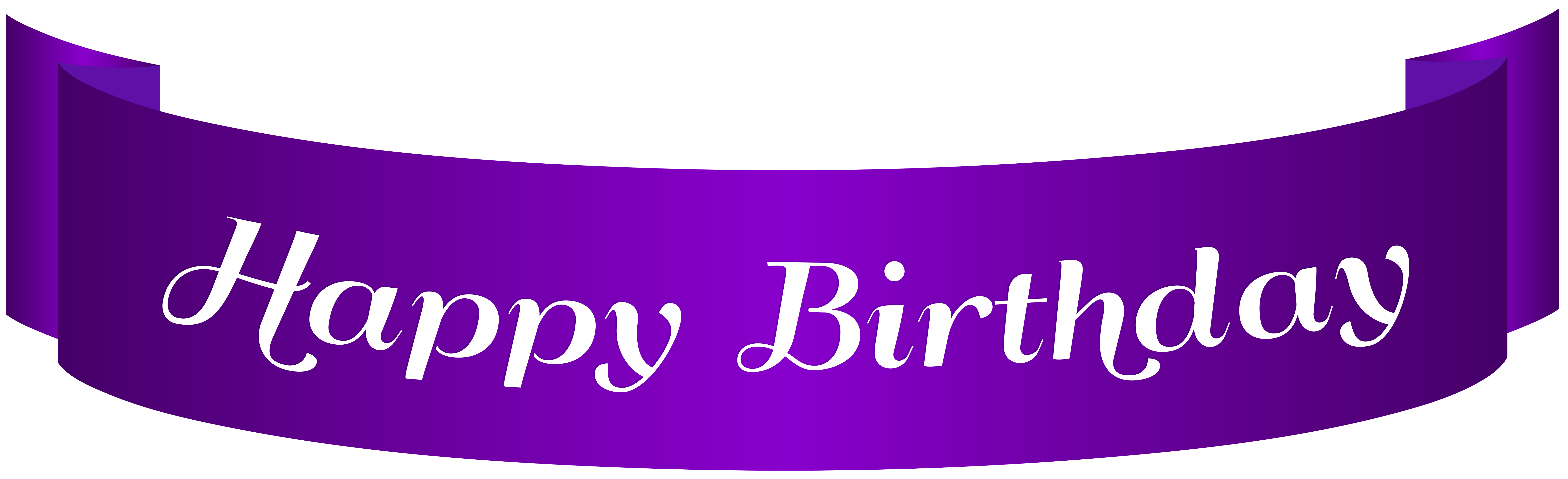Clipart castle purple. Happy birthday banner png