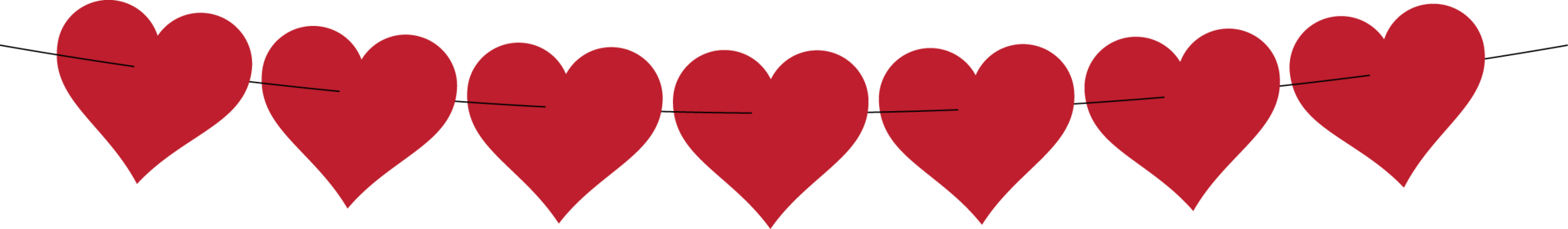 Clip art real and. Clipart heart banner