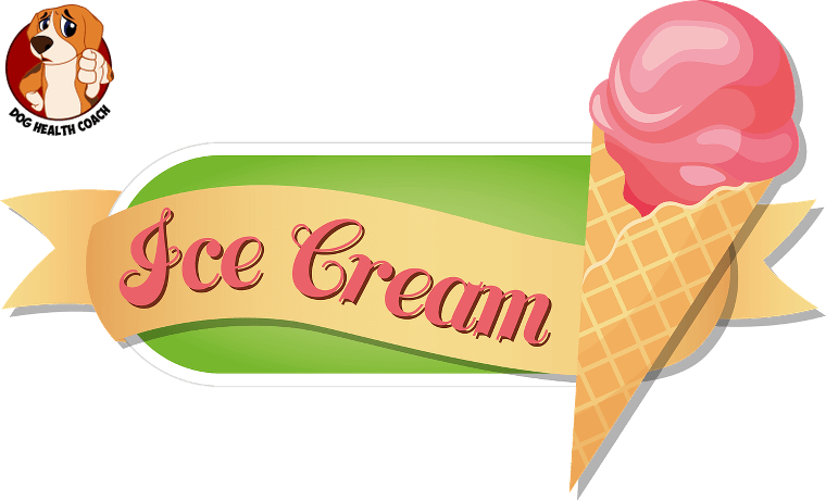 Dog clipart ice cream. Can dogs eat which