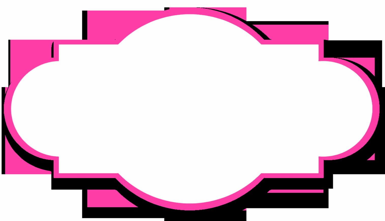 Labels vector png buscar. Pink clipart bracket