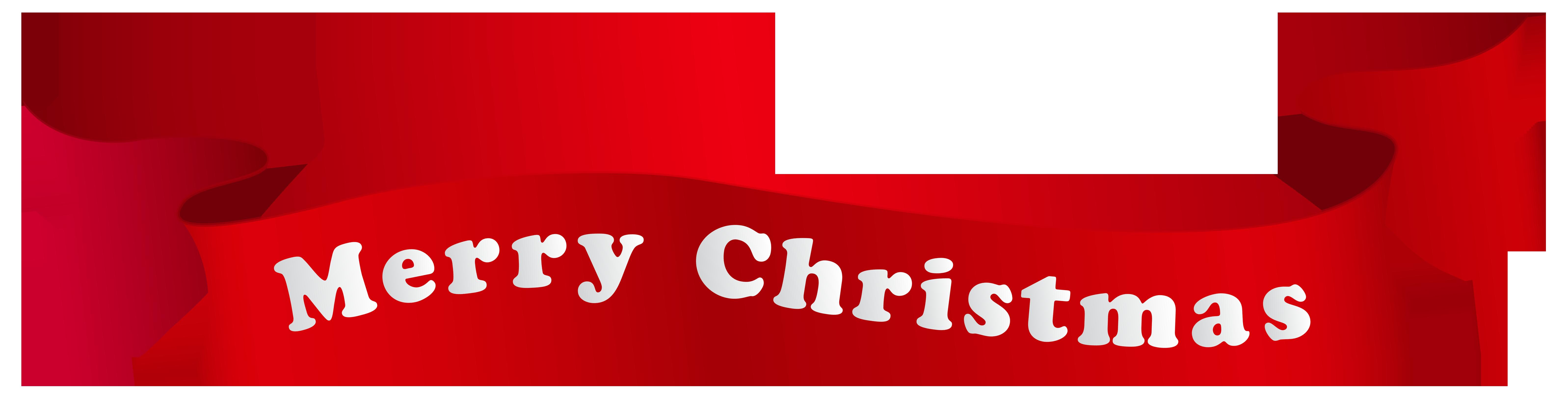 Santa banner
