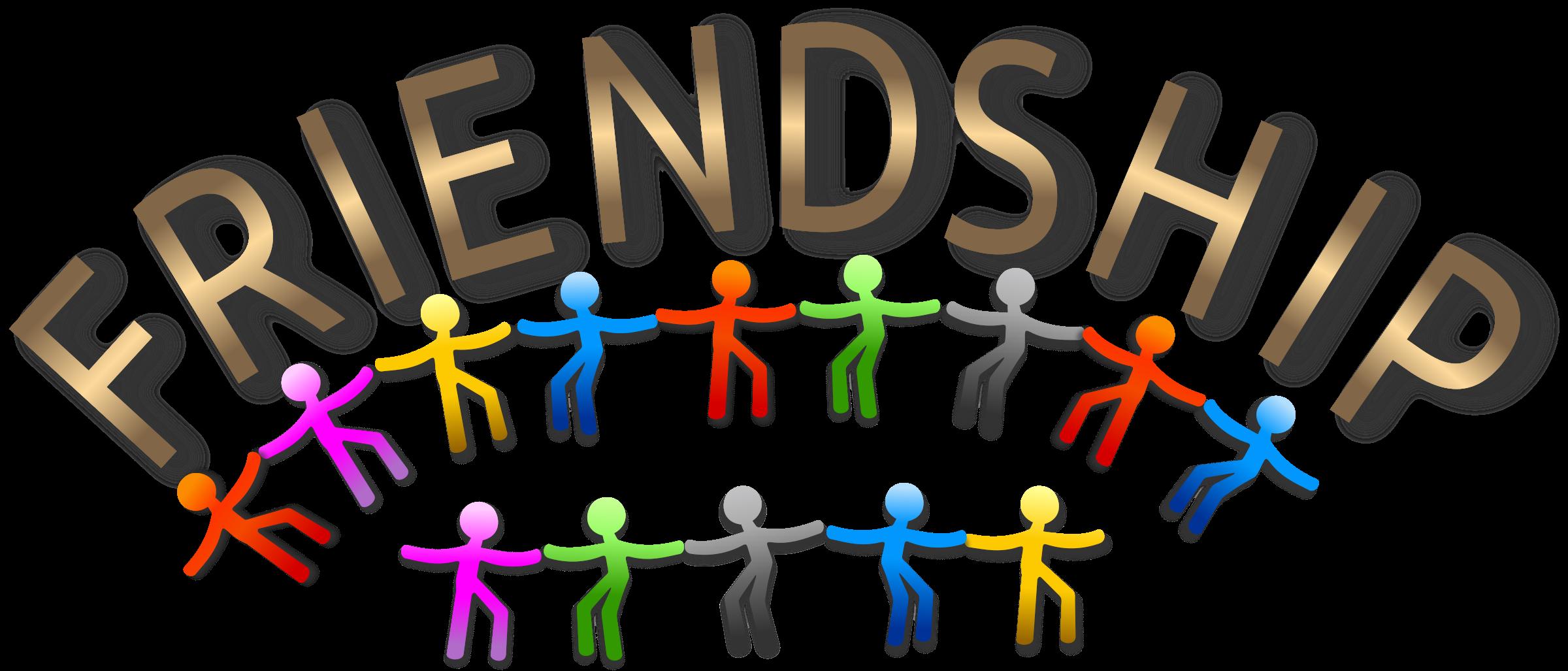 Friendship clipart stick. Big image png