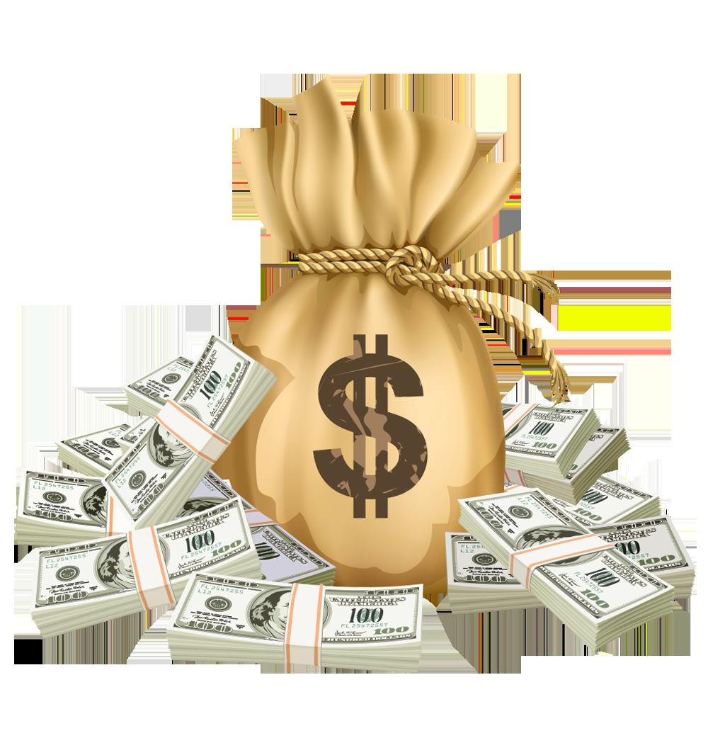 Money bag png picture. Finance clipart mone