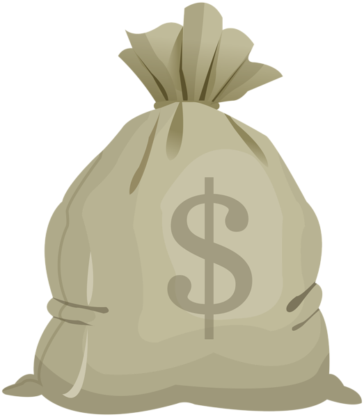 Bags of money png. Bag transparent clip art