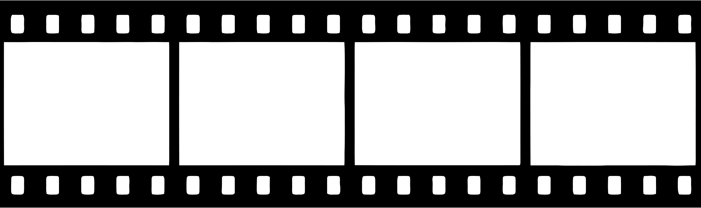 collection of film. Clipart banner movie