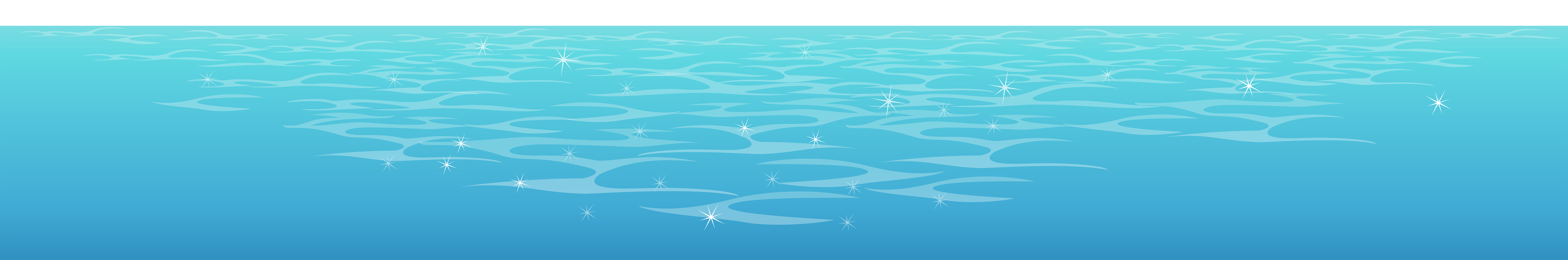 Sea water ground transparent. Free clipart ocean