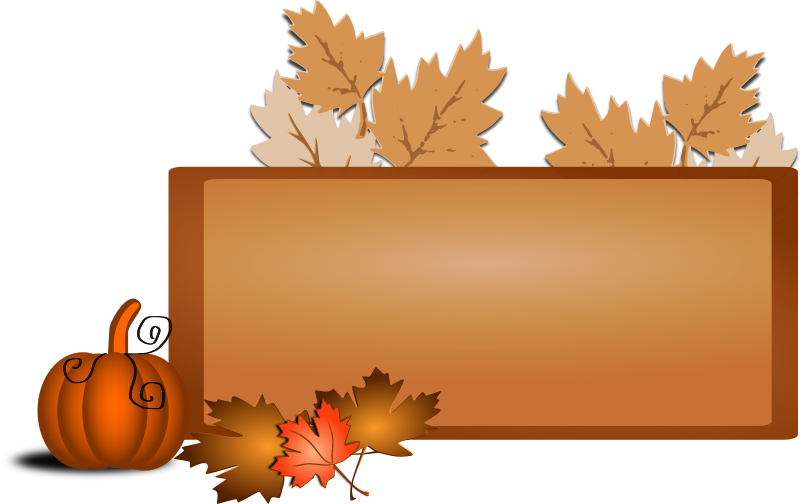 Tree clipart october. Fall clip art medium