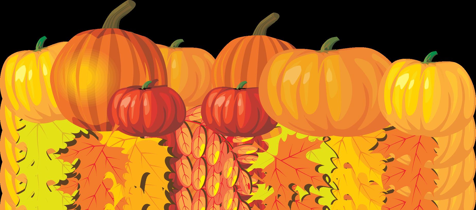Pumpkin clipart garden. October flower cliparts free