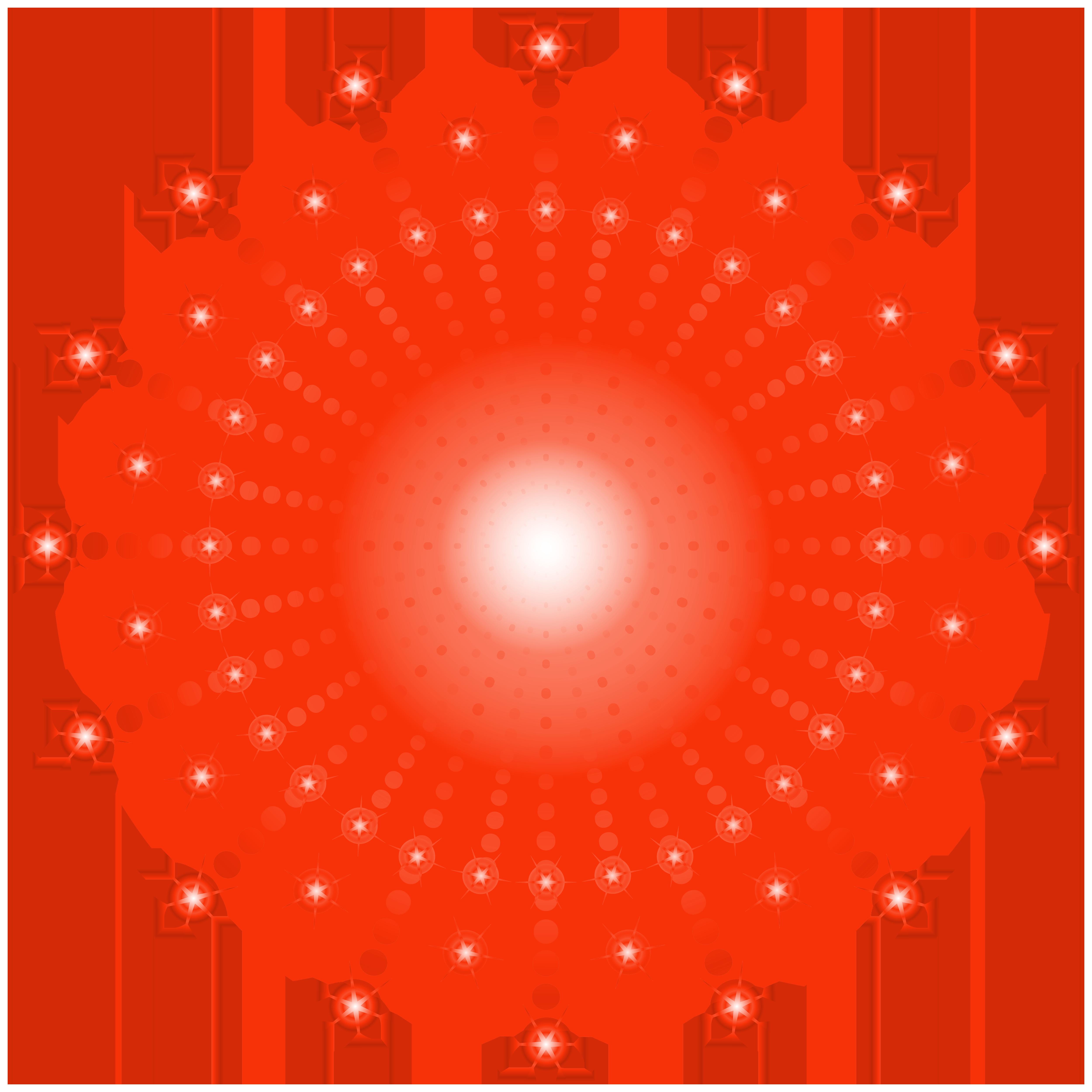 Firework clipart orange. Red png clip art