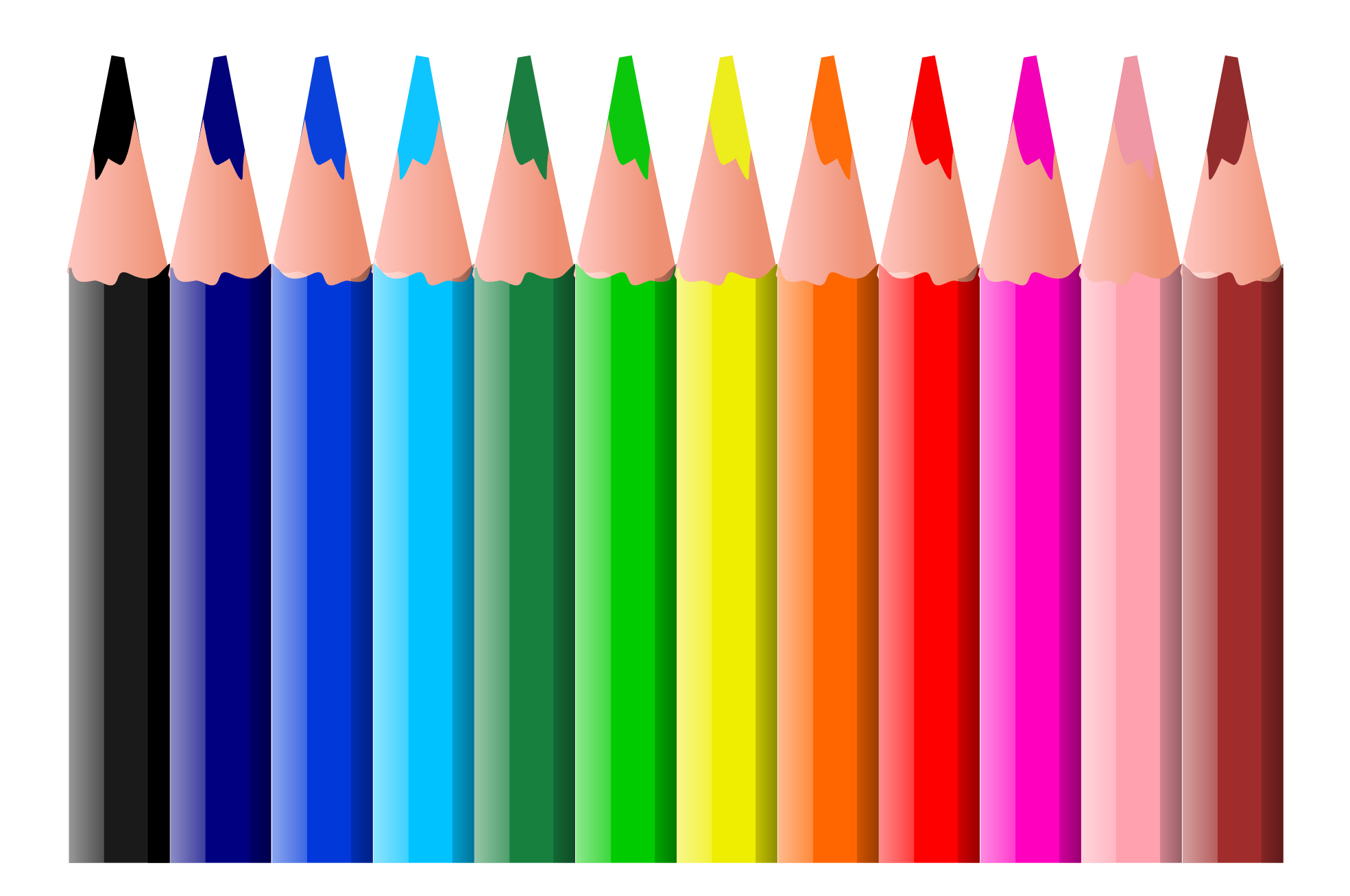 Pencil clipart coloring. Image result for carson