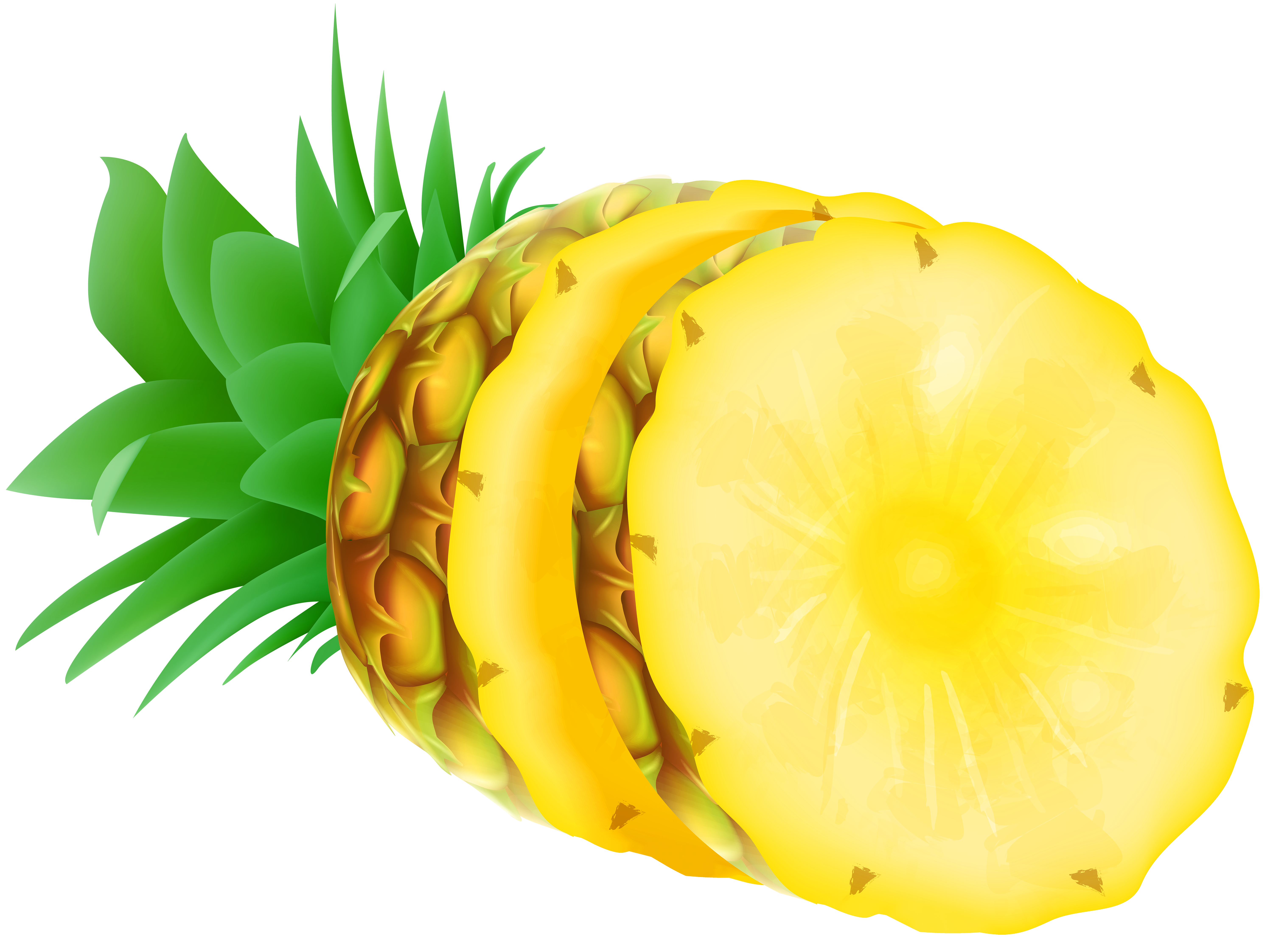 Pineapple clipart happy birthday. Png clip art gallery